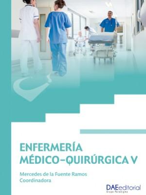 Enfermería médico-quirúrgica V 2017